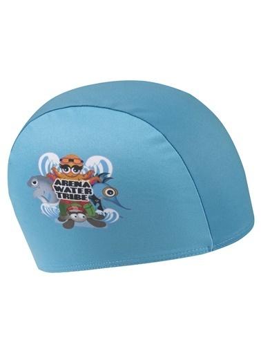 Arena Arena 9416963 Awt Polyester Çocuk Yüzücü Bone Renkli
